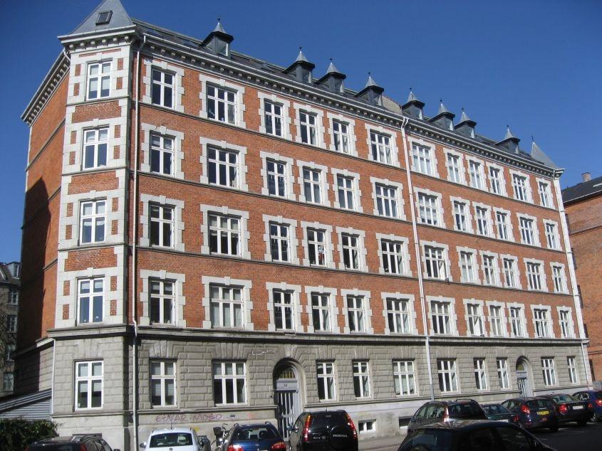 Energimærke flerfamiliehus, etageejendom - regelmæssig for ejendomme større end 1.000 m2